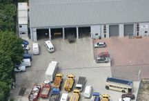 Aylesham, Canterbury Depot / Channel Commercials, Aylesham, Nr Canterbury Depot in Kent