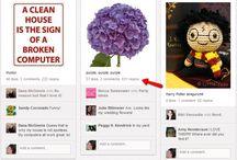 fan, pinterest, facebook, etsy