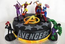 Jacobs Avenger Party