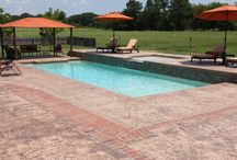 Fiberglass Pools by Dolphin Pools of West Monroe / Royal Fiberglass Pools Trilogy Pools Viking Pools Rico Rock by Dolphin Pools