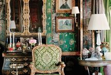 Mixing Patterns / by Village Antiques