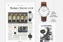 Watch-Lab | Press / Scoprite cosa dicono di noi sulle principali testate italiane! #WatchLabPress