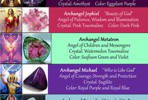 Crystals, healing and more