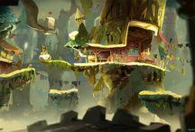 Art of Rayman