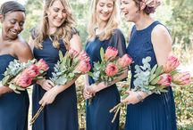 Bridesmaid Bouquet Inspirations
