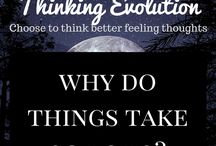 What are we all about? / What we have been talking about recently on Thinking Evolution and access for further details and more information.