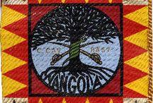 Companhias de Cavalaria Angola
