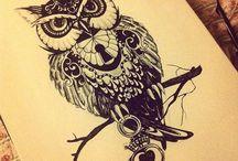 Tattoos  / by Stephanie Rueda