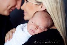 Newborn mum photography
