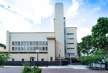 Collège Néerlandais / Collège Néerlandais | Cité internationale universitaire de Paris | Architecte : Willem Marinus Dudok