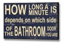 Toilet Humour