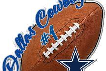 Dallas Cowboys / by Amanda Dubuque