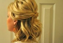 Hair  / by Matt N Wendy Pritchett