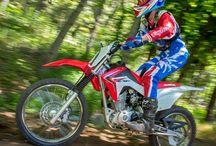 Honda CRF125F / Honda CRF125F, The perfect first dirtbike?