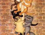 koty puzzlowe
