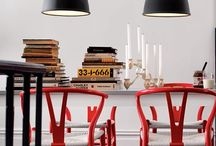 Home Office Designs / Basic, Minimalistic Home Office Designs from the web. Just wishing i could take some elements from each to make out a comfortable Small Office Home Office (SOHO) for me.. / by alphonse tan