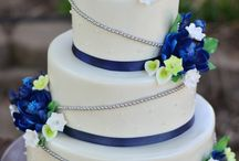 Blue Green Turquoise Wedding