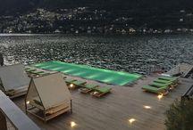 Hotel Il Sereno Lake of Como / Hotel by Patricia Urquiola in Torno, Como, Lake of Como, Italy