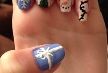 Nails / I'm 15 and I love doing nail art.