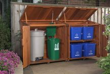 Storage bins/ solutions