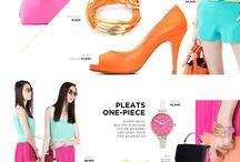 Graphics fashion