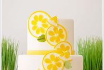 tortas con limones