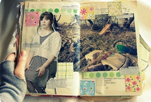 Journals and Tags / by Heart in the woods