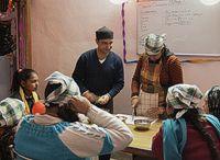 Viaje a India de mochileros