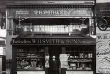 WHSmith 225th Anniversary / Way back in 1792, on Little Grosvenor Street in London a new vendor named Henry Walton Smith was first opening the doors of H W Smith (later to become WHSmith).225 years is a monumental time to reflect upon, and so for 2017 we're planning a year-long campaign to celebrate our anniversary. This board is the place we will keep you updated on everything that is going on! It's all very exciting!