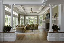 Dispozičné plany otvorených priestorov v dome piliere