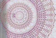 Circular Crochet Blouse