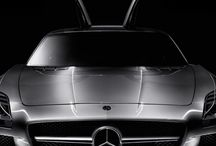 Mercedes Benz / by Marie Domingo