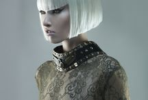 Design haircut structure solid