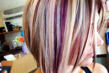 My next hair-do ideas!  / Hair Color / by Haley Lewis-Whitson