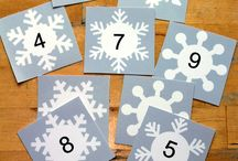 Preschool Snow & Snowflakes