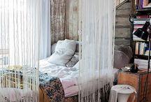 cozy bed corner