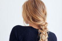 Haare  Zöpfe