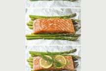 Peixes e  Mariscos