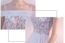 SHORT ELEGANT DRESSES