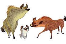 illu animals
