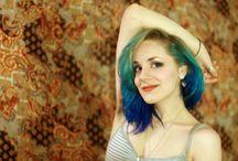 As free as my hair / by Laura Morris