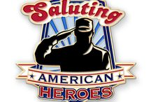 Veterans Day / Support your troops and the different organizations set up on behalf of veterans.