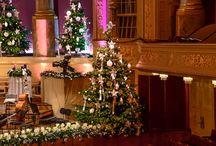 christmas / christmas, flower arrangements, decoration