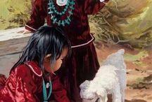 Картина дети