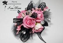 corsage / by elaine ffnana