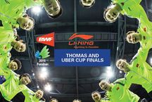 2016 Thomas and Uber Cup / Photos and news from the 2016 Thomas and Uber Cups