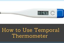 How to Use Temporal Thermometer: Here are Easy Steps to Guide You