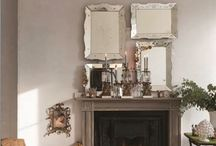 Fireplaces / by Chelsea Briones