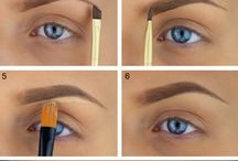 eyebrow tutorialmakeup