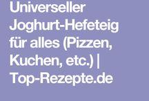 Pizza-Hefeteig